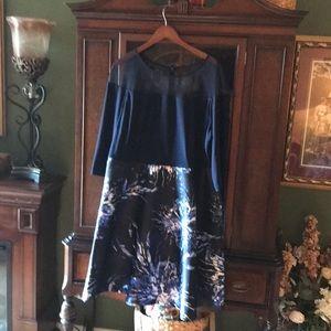 R&M Richards dress size 16W